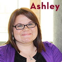 Past Author Ashley C