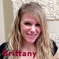 Past Author Brittany