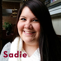 Past Author Sadie