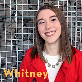 Author Whitney M