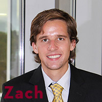 Past Author Zach