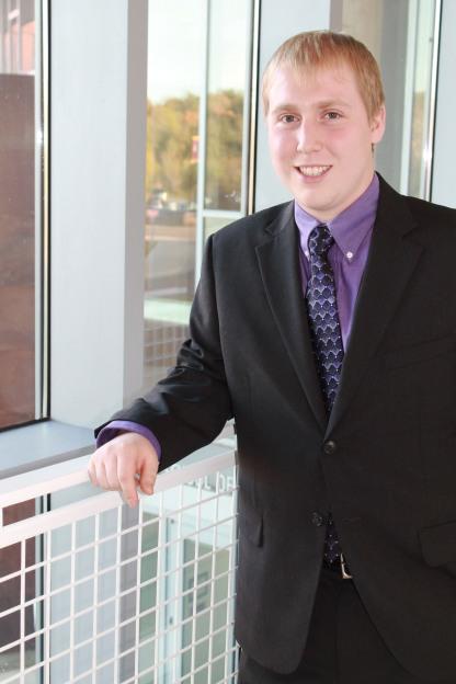 Cody formal photo