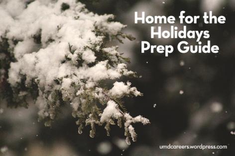 Holidays Prep Guide