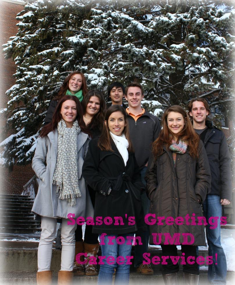 Group Season's Greetings