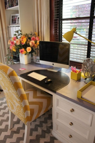 Apartment Therapy desk