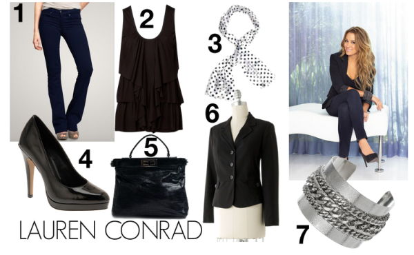 Lauren Conrad accessories