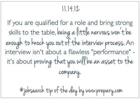Prepary job search tip