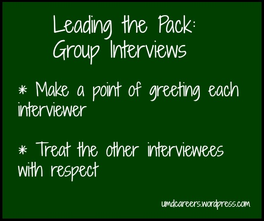 Group Interviews