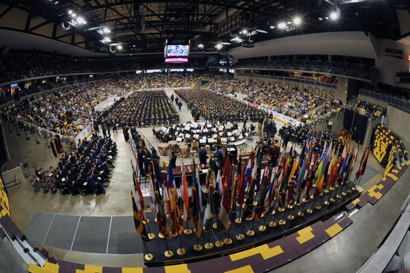 UMD Graduation 2012
