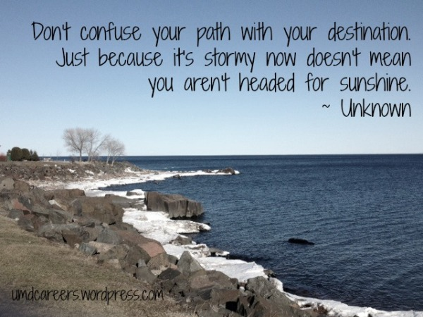 Don't confuse your path quote