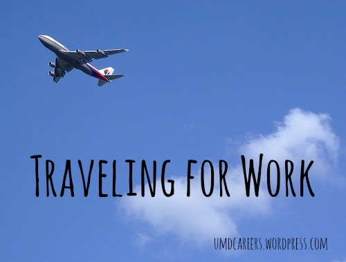traveling for work