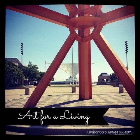 Art for a living