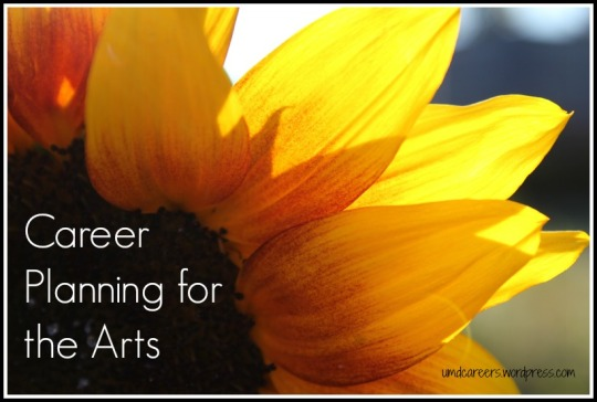 Planning for arts