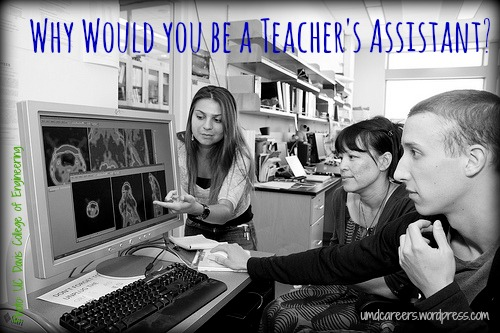 Assisting Students