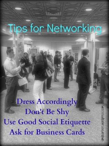 Tips for networking