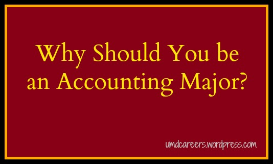why i want to be an accountant Top 7 reasons why you should pursue your mba  these talks are a great way for you to hear insights and advice from people who've already done what you want to do.