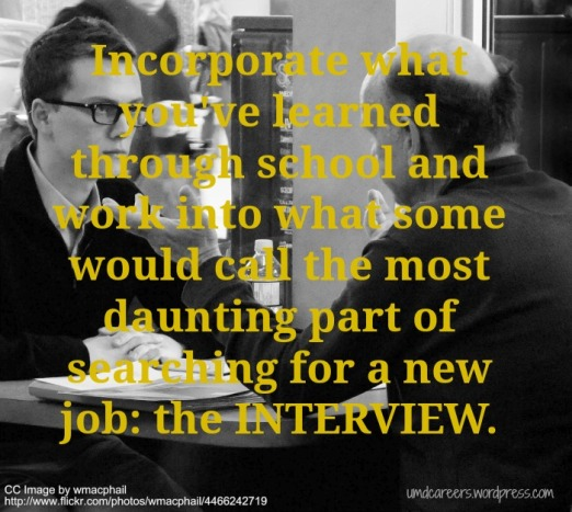 Interview quote