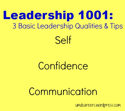 leadership 1001  three basic leadership qualities  u0026 tips  u2013 peer into your career