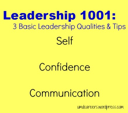 Leadership 1001