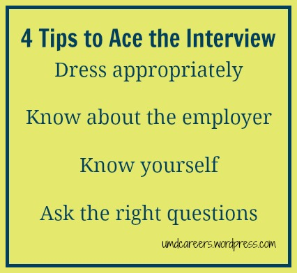 4 Tips for Interview