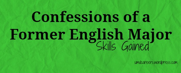 English Major Confessions 1