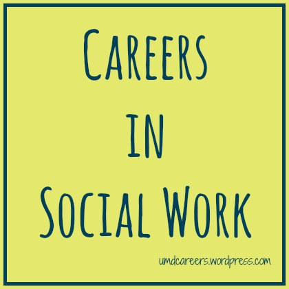 Careers in Social Work