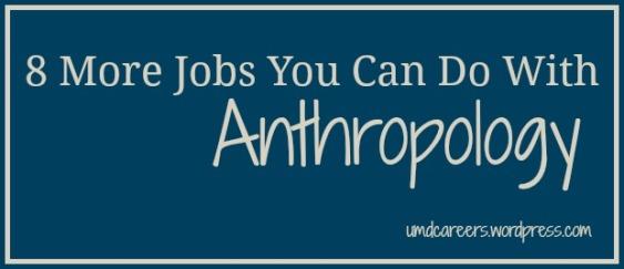 Anthropology Jobs