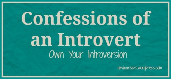 Confessions of Introvert 3