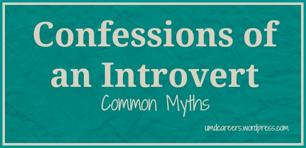 Introvert Myths