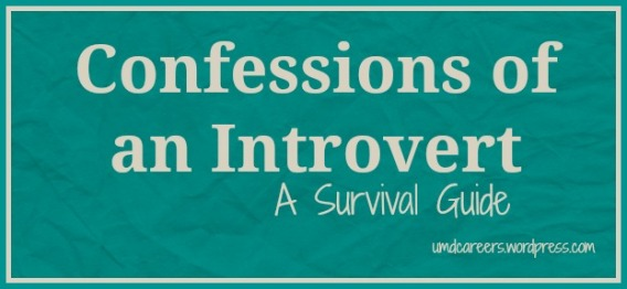 Confessions of Introvert 4
