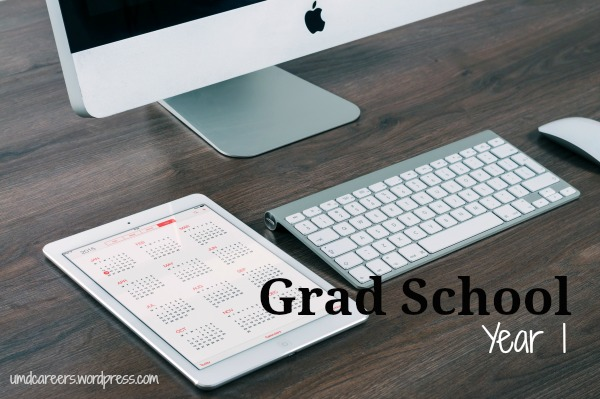 Grad School Yr 1