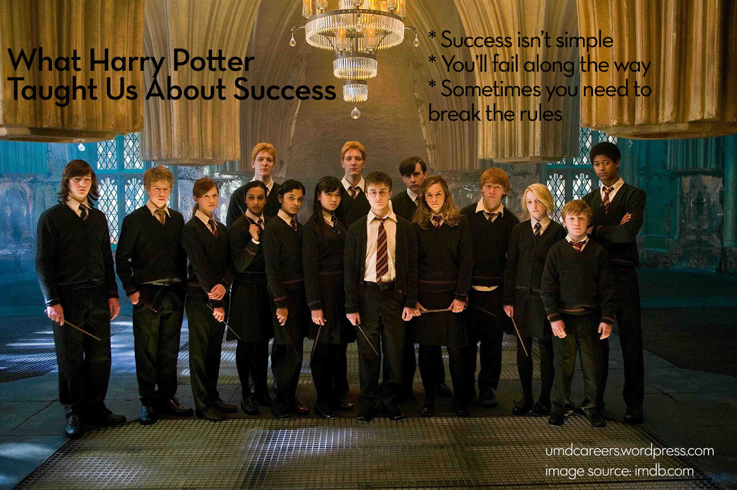 bringing the magic to life  what harry potter taught me