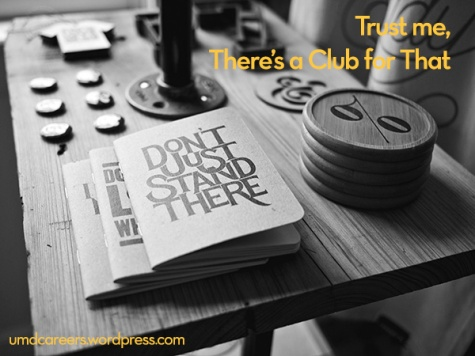 There's a club