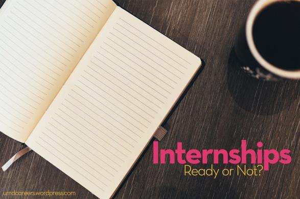 Internship Ready or Not