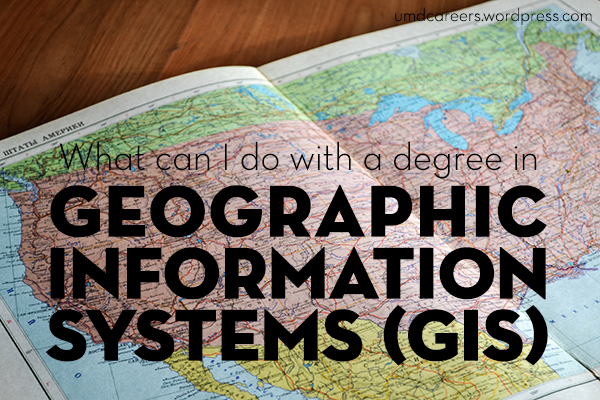 Degree in GIS