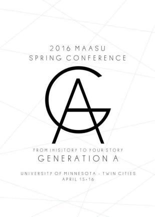 MAASU Poster