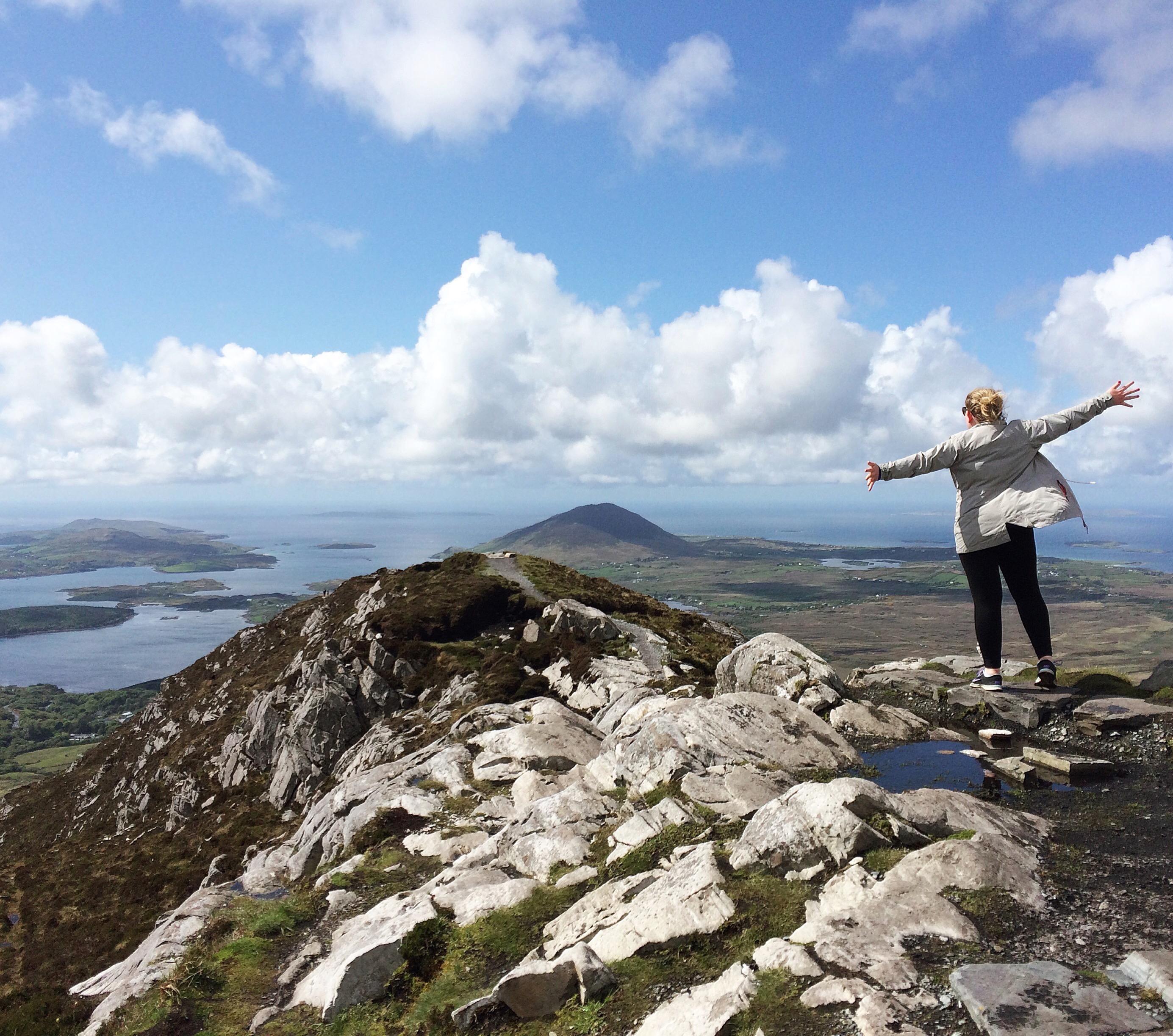 Cassie in Ireland