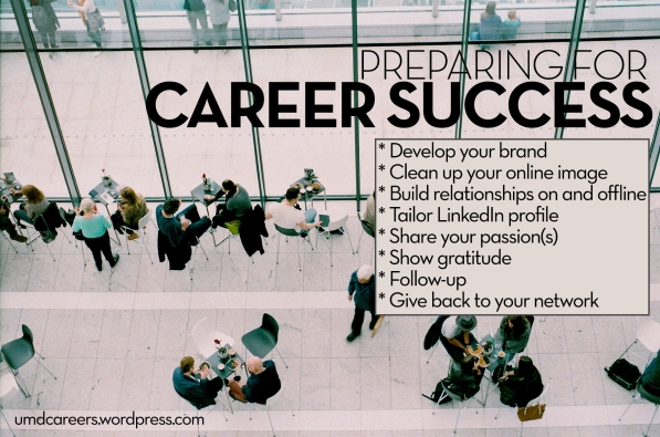 preping-for-career-success