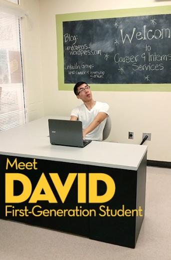 david-first-gen