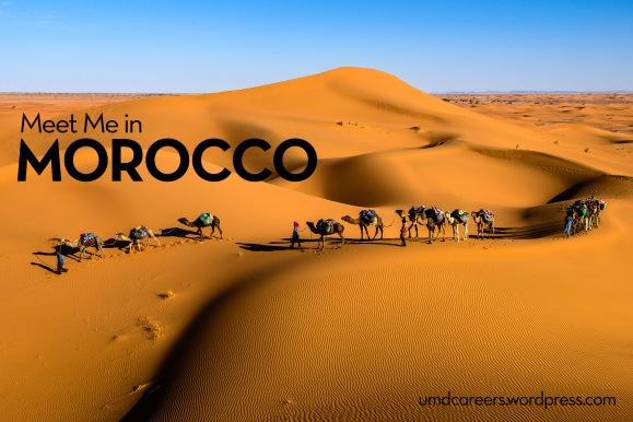 Meet in Morocco