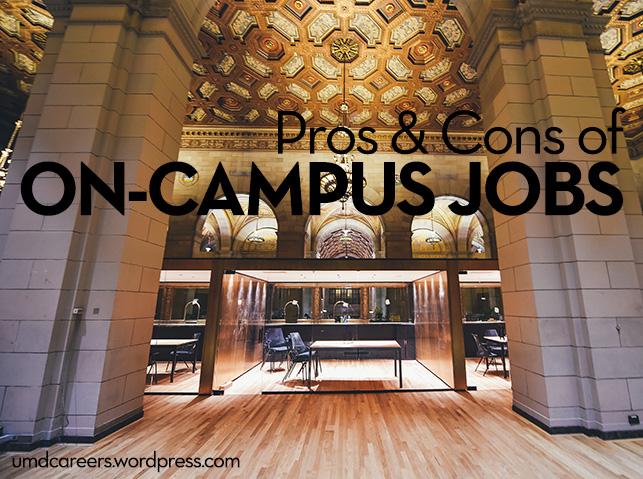 On-campus Jobs