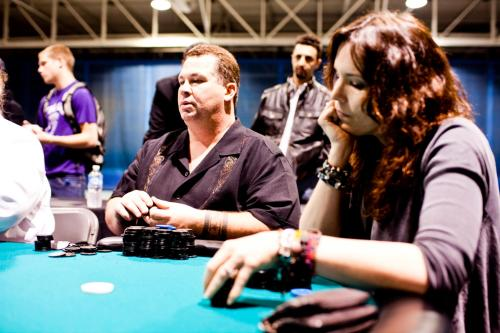 Pro Poker Player Annie Duke