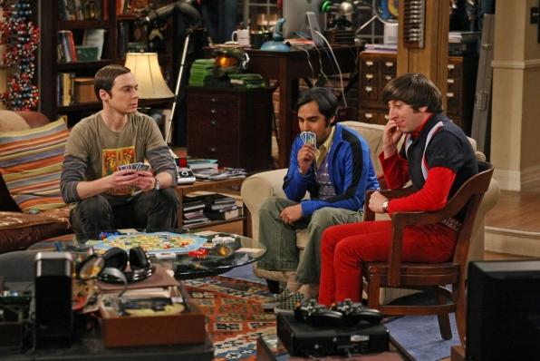 Big Bang Theory - Settlers of Catan