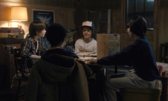 Stranger Things - Dungeons & Dragons
