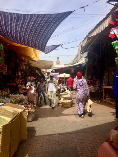 Souk - Moroccan market