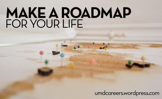 Make a roadmap for your life