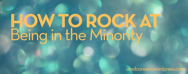 How to rock at being in the minority