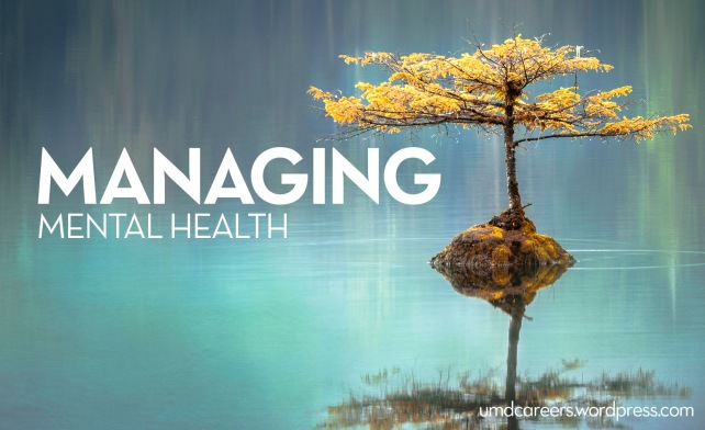 Managing mental health