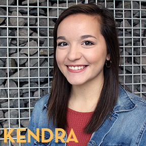 headshot of Kendra